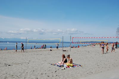 Seattle Beach Volleyball
